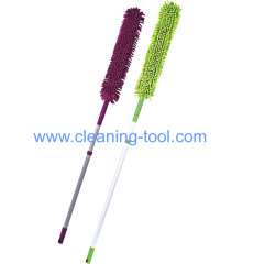 Flexible Chenille Duster with Extendable Handle 120cm