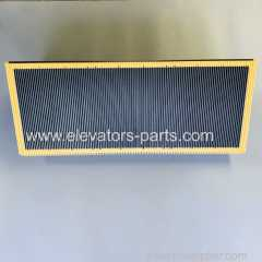 Hitachi Escalator Lift Parts Step Old Flat Tooth 35 Degrees 1000 Wide 1200EX-ENH (90% New)