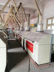 Ocrim Used Wheat Flour Milling Production Line