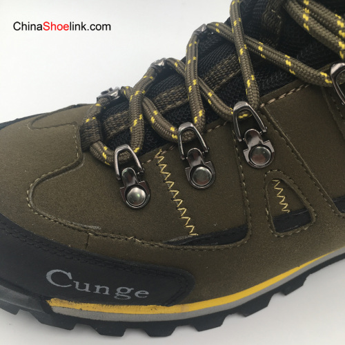 High Cut Good Quality Sports Hiking Shoes Comfortable Design