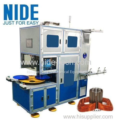 автоматические двигатели компрессора для намотки катушки статора для миниатюрных асинхронных двигателей