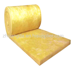 Exterior wall insulation glass fiber cotton roller glass fiber mat insulation