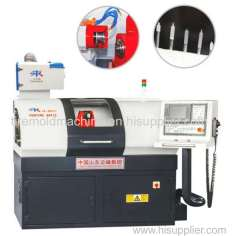 FOUR AXIS CNC GRINDING MACHINE FOR ENGRAVING TOOL