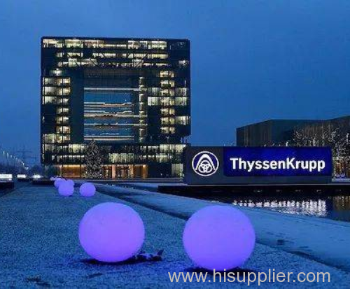 ThyssenKrupp Elevator remains on growth track