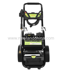 6.5hp collapsible model petrol high pressure washer
