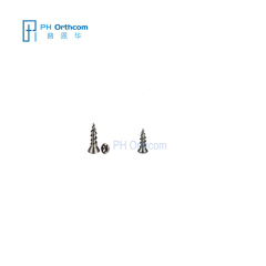 2.0mm Titanium Self-drilling Screws for Maxillofacial Surgery Mini Self-drilling Screws