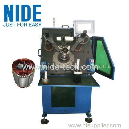 Universal motor stator coil inserter machine manufacturer in China