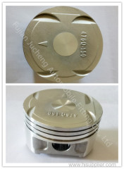 Automobile Engine Piston 4G15 used for Mitsubishi Auto MD144901