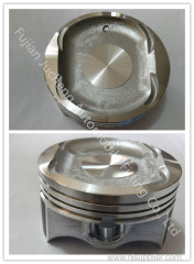 Automobile Engine Piston C14 used for Wuling Auto