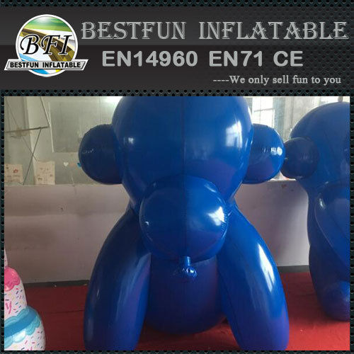 Giant inflatable gorilla inflatable animal