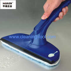 water spray window cleaner Spraying Wiper Squeegee
