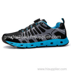Patent product high Performance speed lacing system easy tie laces