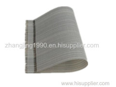 Horsehair fabric for lining cloth