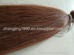 Dyed Horse Mane/Tail Hair Extension