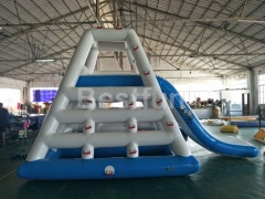 Lake Inflatable Floating Water Slide