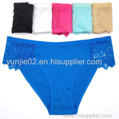 Women Cotton Panties Ladies Underwear