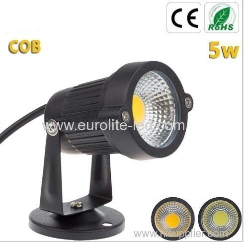 euroliteLed COB 5W 12V LED lawn garden waterproof light 550lm