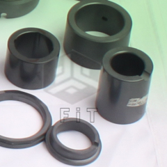 Sintered silicon carbide bush. SSIC RBSIC bush tube
