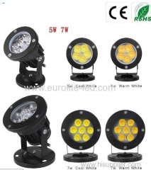 euroliteLed COB 5W 7W tree lamp garden lawn floor light outdoor
