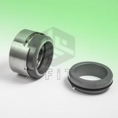 Burgmann Mechanical Seal H75N. AES W07DMBU Mechanical Seals