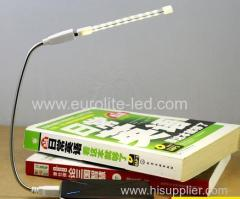 euroliteLED USB DC5V night lamp reading lamp Universal Adjustable Portable Laptop lamp