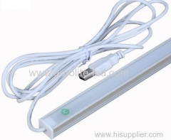 euroliteLED DC USB Linear Lamp Portable Reading Lamp