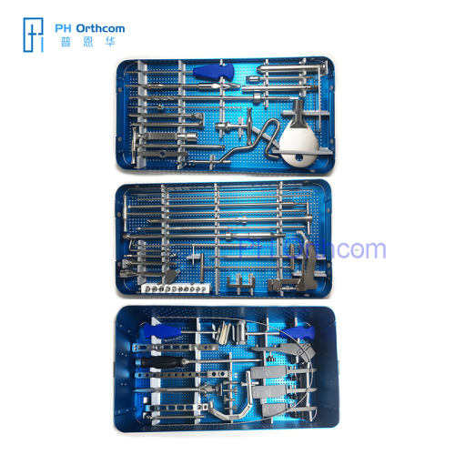PFNA Instruments Set Trauma Orthopedic Instruments OEM Interlocking Nails