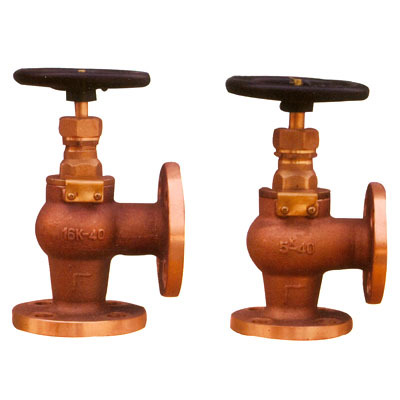 Bronze Screw-Down Check Angle Valve