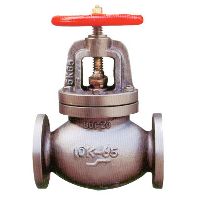 Cast Iron Screw-Down Check Globe Valve