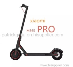xiaomi M365 Pro folding electric scooter