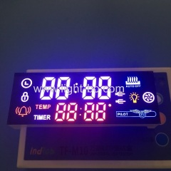 oven display;oven timer;oven 7 segment; oven led;gas cooker;cooker timer