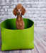 New fashion cat and dog cute litter felt pet litter can be removed and washed pet litter
