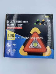 euroliteLED Solar Multi-function Work Light Warning Light Camping Hiking SOS