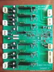 Hitachi Elevator Lift Parts INV-BDCC3 PCB YPVF Drive Board