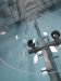 large aperture quartz tube