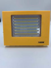 euroliteLED Induction Floodlight Aluminium Body IP65 100W LED Flood Light Outdoor Waterproof IP65