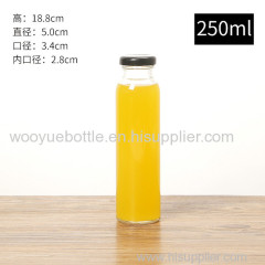 Long Neck Glass Bottle
