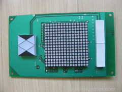 Kone Elevator Lift Parts JRTL-C1 PCB Display Panel Board