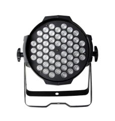 euroliteLED 54 LEDs Party Club Disco Wedding Light Sound Activated DMX512 Professional RGBW LED Par Stage Light
