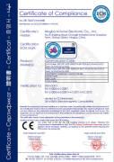 EMC Certificate