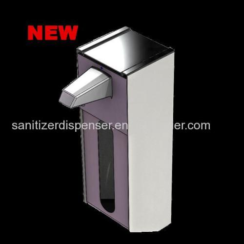 hand hygiene sanitizer dispenser