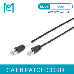 MC Professional CAT 6 S/FTP Outdoor Patch Cord PE