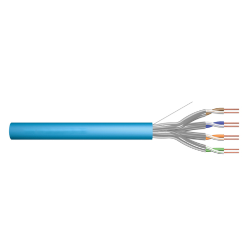 Cat.6A U/FTP installation cable LSZH