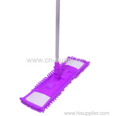 Floor Cleaning Mop Wet Dry Microfibre Flat Mop