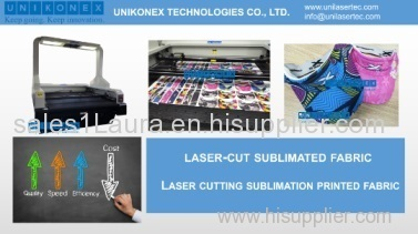 Unikonex UV laser marking in masks glass adapter plastic