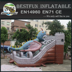 Dragon Inflatable Jumping Castle House