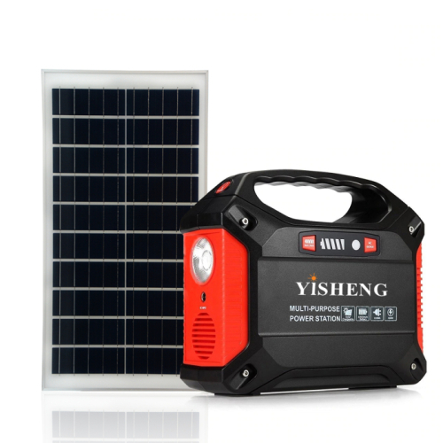 Solar Power Generator Energy home Lighting System for home use