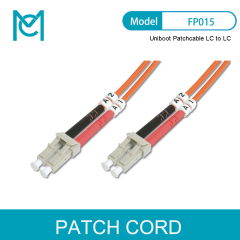 MC Best Performance And Link Quality Professional Uniboot Patchcable LC to LC OM3