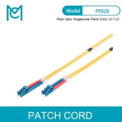 MC Fiber Optic Singlemode Patch Cord LC / LC