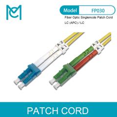 MC Professional Fiber Optic Singlemode Patch Cord LC (APC) / LC